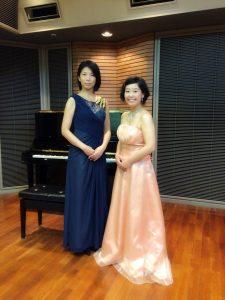 ピアニストの山田さんと